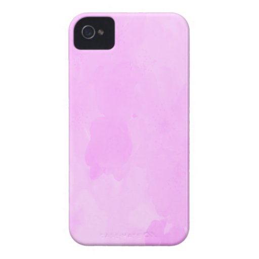 Pink Flowers Blackberry Bold Case-Mate Case