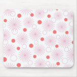 Pink flowers - Mousepad