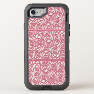 Pink Flowers Otterbox For iPhone 6/6s OtterBox Defender iPhone 7 Case
