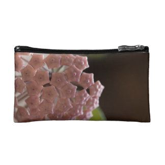 Pink Flowers Photography Cosmetic Bag