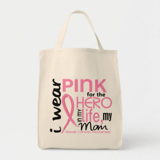 Pink For Hero In Life 2 Mom Breast Cancer
