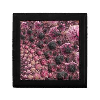 Pink Fractal Gift Box