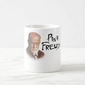 Pink Freud Mug
