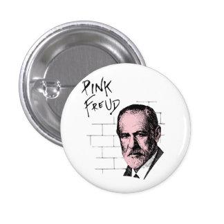 Pink Freud Sigmund Freud 3 Cm Round Badge