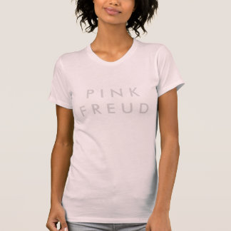 Pink Freud Women's T Shirt