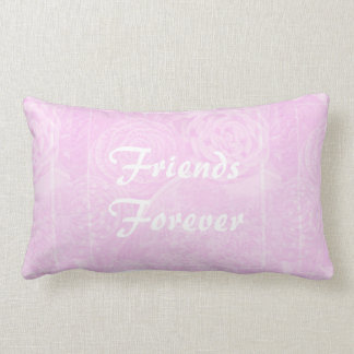 Pink friends Forever Gift Throw Cushion
