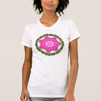 Pink Frosting Hearts T Shirts