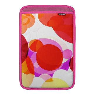 Pink Fusion Macbook Air Sleeve