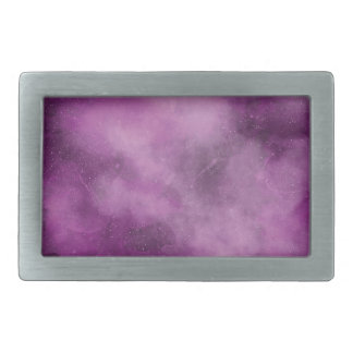 Pink Galaxy Belt Buckle
