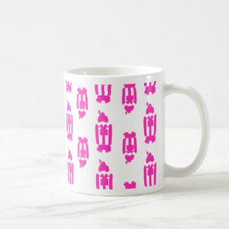 Pink Geisha Coffee Mug