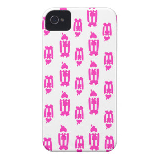 Pink Geisha iPhone 4 Case-Mate Case