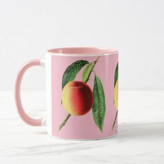 Pink Georgia peaches Coffee Mug