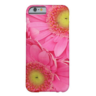 Pink Gerber Daisies Barely There iPhone 6 Case