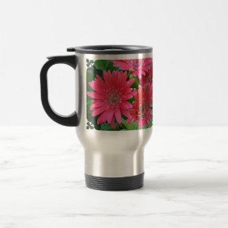 Pink Gerbera Daisy Coffee Mug