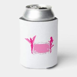 Pink girly bachelorette party can cooler