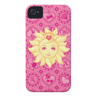 Pink Girly Case for iPhone 4