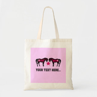 Pink Girly Personalised Horse