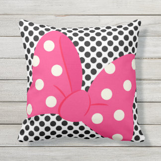 Pink Girly Pillow