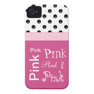 Pink Girly Things iPhone Cases