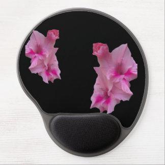 Pink Gladiolus Gel Mouse Pad