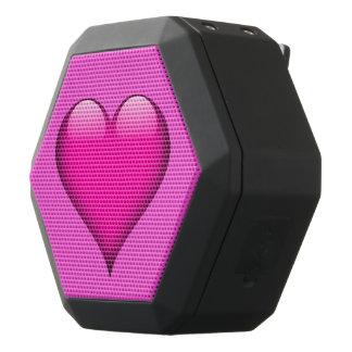 Pink Glass Heart Customizable