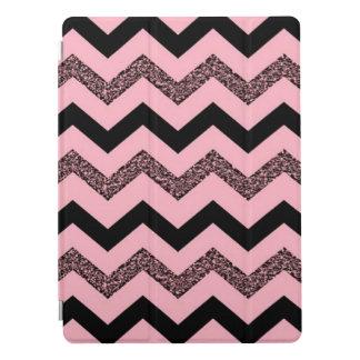"Pink Glitter Chevron 12.9"" iPad Pro Case iPad Pro Cover"