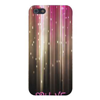Pink glitter shine covers for iPhone 5