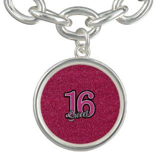 Pink Glitter SWEET16