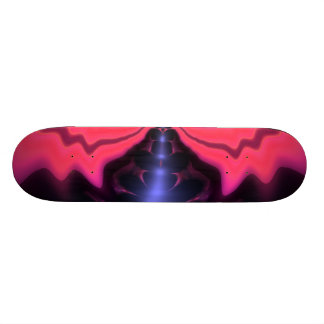 Pink Goblin – Magenta & Violet Delight Custom Skate Board