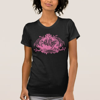 Pink Gothic Lolita Decayed Crown T-Shirt