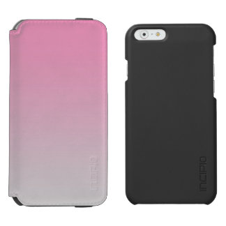 Pink & Gray Ombre Incipio Watson™ iPhone 6 Wallet Case