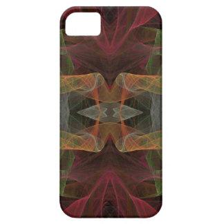 Pink, Green & Black iPhone 5 Custom Case-Mate ID iPhone 5 Covers