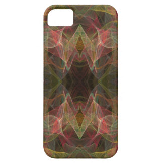 Pink, Green & Black iPhone 5 Custom Case-Mate ID Case For The iPhone 5