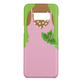 Pink Green Love for Life Case-Mate Samsung Galaxy S8 Case
