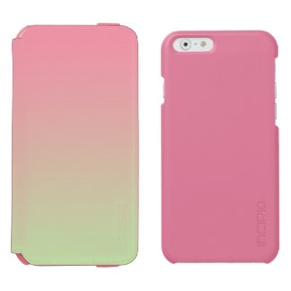Pink & Green Ombre Incipio Watson™ iPhone 6 Wallet Case