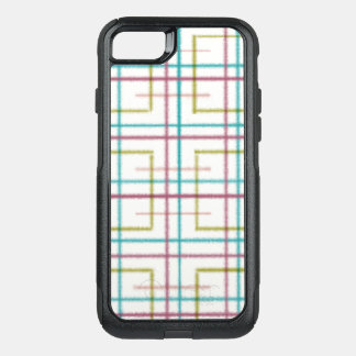 Pink, Green, Teal, Plaid OtterBox Apple iPhone 7