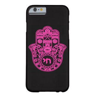 Pink Hamsa Symbol Barely There iPhone 6 Case