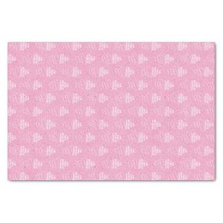 Pink Happy Birthday Tissue Paper