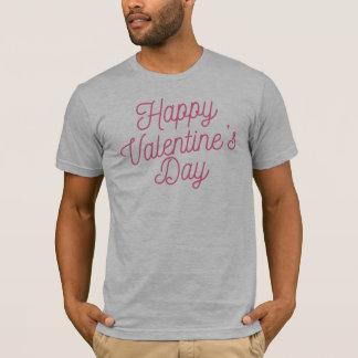 Pink Happy Valentine's Day | Shirt