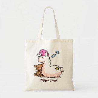 Pink Hat Pajama Llama Bags