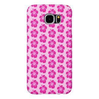 Pink Hawaiian Samsung Galaxy S6 Phone Case