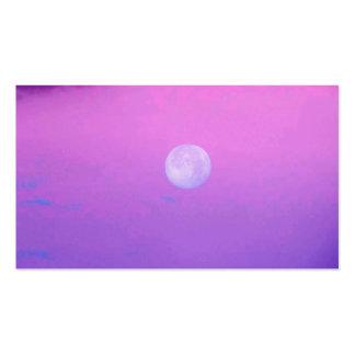 Pink Haze Business Cards