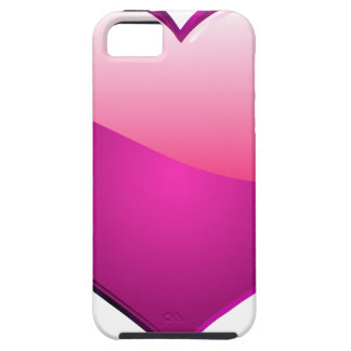 Pink Heart Case For The iPhone 5