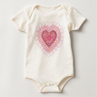 Pink Heart Infant Shirt