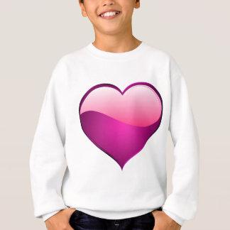 Pink Heart Sweatshirt
