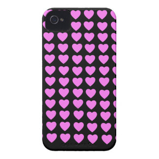Pink Hearts BlackBerry Bold Case-Mate Barely There