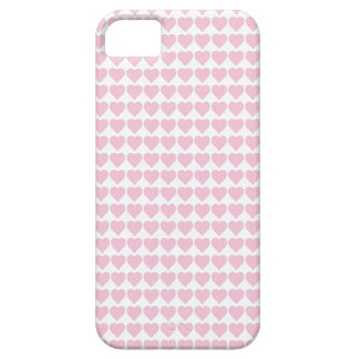 Pink Hearts iPhone 5 Cover
