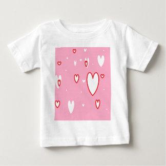 pink hearts t-shirts