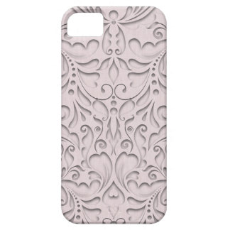 Pink HeartyChic Barely There iPhone 5 Case
