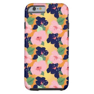Pink Hibiscus iPhone6 Case